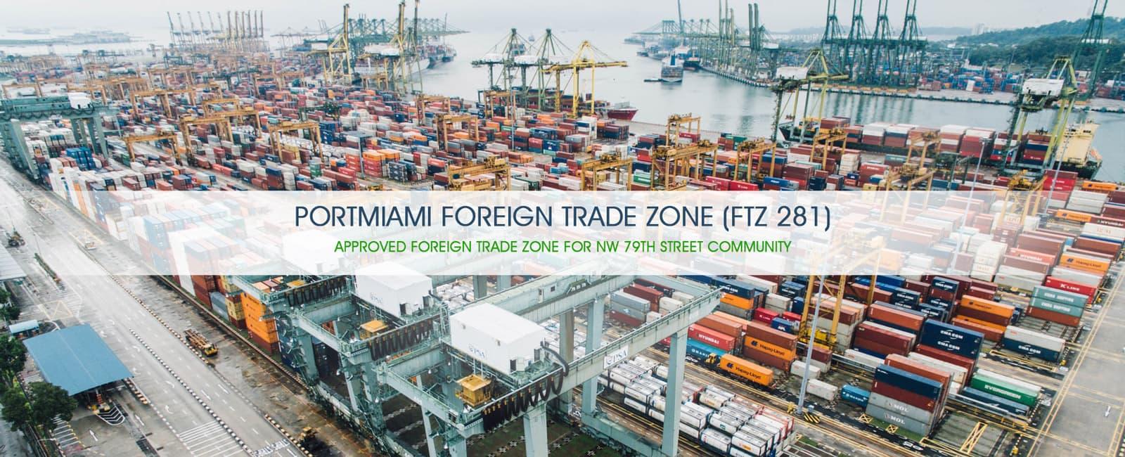 Port Miami FTZ-281